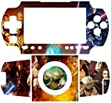 SONY PSP 1000 FAT SKIN STICKER DECAL COVER STAR WARS