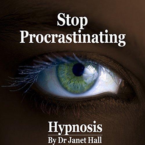 Stop Procrastinating (Hypnosis) cover art