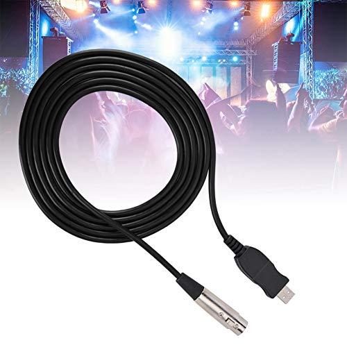 Socobeta Línea durable del cable del adaptador del cable del cable del enlace de la alta sensibilidad del cable