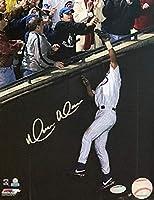 Moises Alou Chicago Cubs Autographed Steve Bartman Signed 8x10 Baseball Photo Schwartz Sports COA