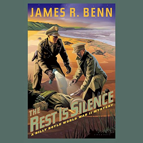 The Rest Is Silence audiobook cover art
