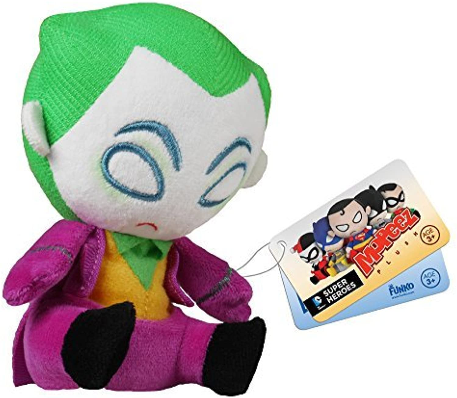 DC Comics Mopeez Joker 4.5 by DC Comics
