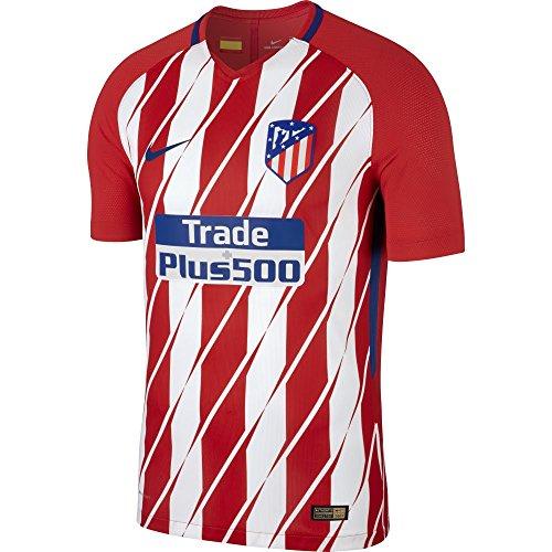 NIKE - Camiseta de Hombre 1ª equipación atlético de Madrid 2017-2018 Vapor Match
