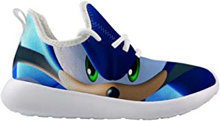Sonic the Hedgehog sneakers Mode uniseks jongens meisjes sneakers