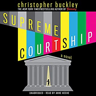 Supreme Courtship audiobook cover art
