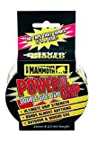 Mammoth Powerful Grip Tape - Re-enforced double-sided tape - 25 mm x 2.5 m - Clear