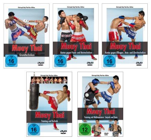 Muay Thai DVD - Die komplette Serie...