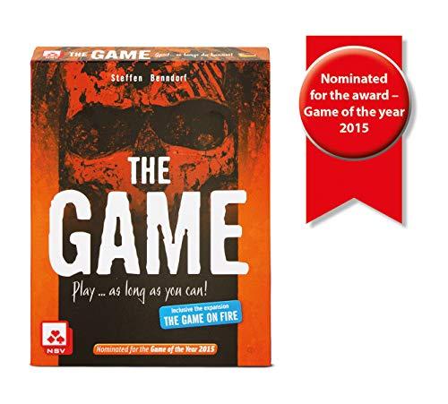 NSV - 4074 - The Game - International - Kartenspiel