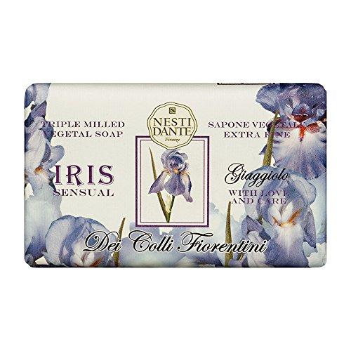 Nesti Dante Dei Colli Fiorentini Iris Soap Mydło toaletowe Irys 250g