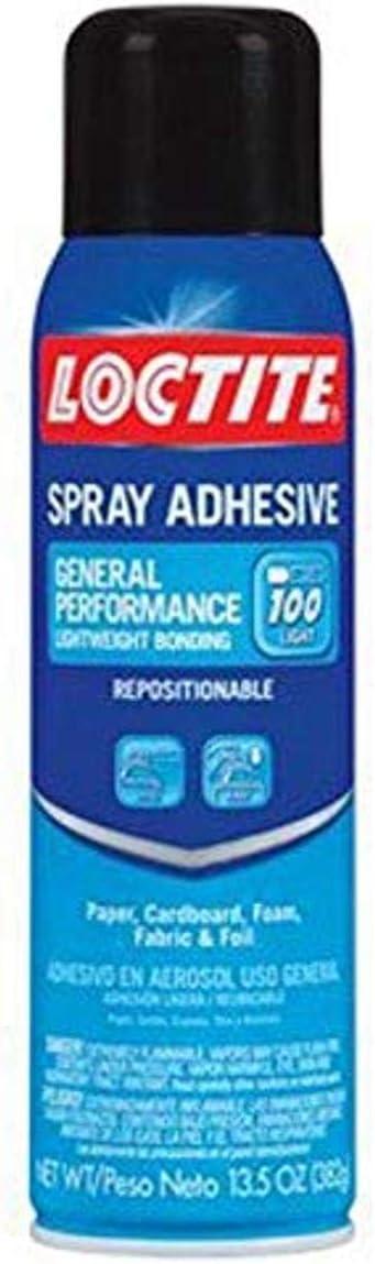HENKEL CORPORATION 1712314 GP SPR Adhesive, 13.5 oz