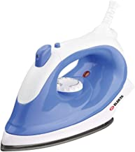 Elekta Dry Iron with Spray, Non-Stick Sole, blue, ESI-1545(S)