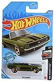 DieCast Hotwheels '69 Camaro, Roadsters 3/5 [Green]