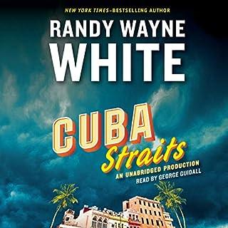 Cuba Straits audiobook cover art