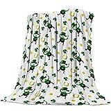 Yaxinduobao Ultra Soft Flannel Fleece Bed Manta Classic English Tartan Plaid...