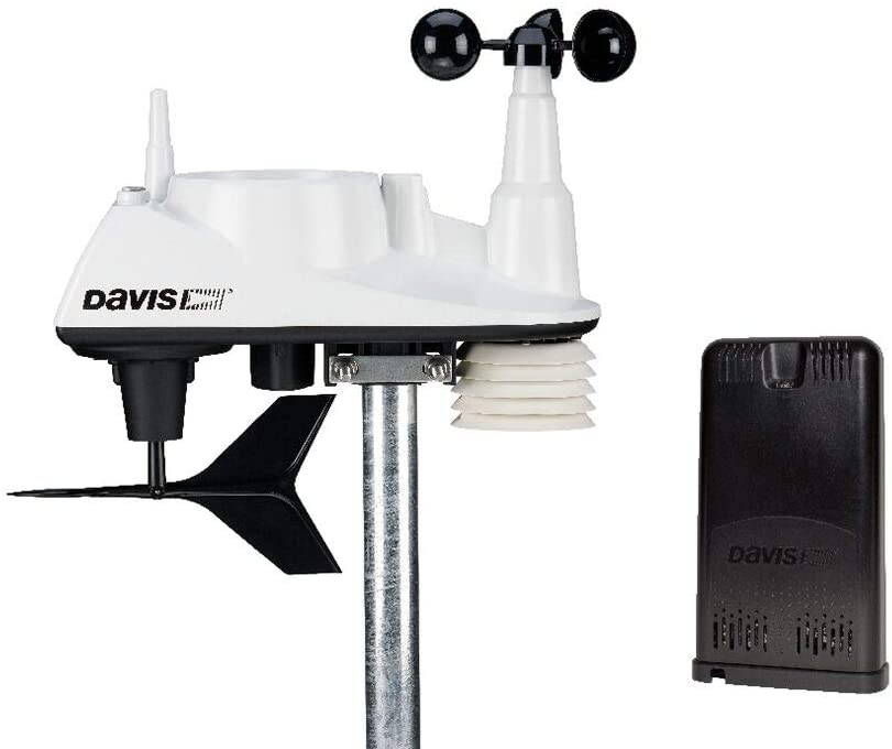 Davis Instruments Vantage Vue Weather Station and Weather Link Live Bundle