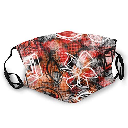 Bequeme Gesichtsmaske, Going Rouge, Segeltuch, Sonnenschutz, modisches Bandana, Kopfbedeckung zum Angeln