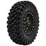 SuperATV XT Warrior Off Road Tire - 35x10-15 - for Polaris, Can-Am, Kawasaki, Yamaha, Honda, Arctic Cat, Rock & All Terrain UTV/ATV - 35' - Standard