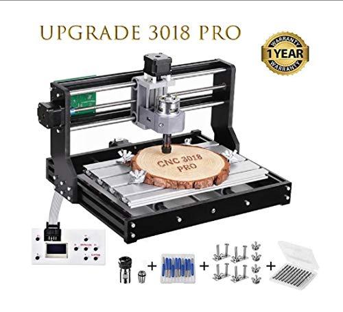HUKOER 3018 Pro CNC Machine de Gravure...