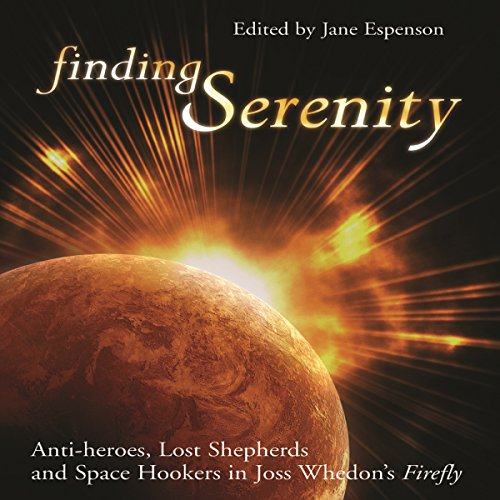 Finding Serenity audiobook cover art