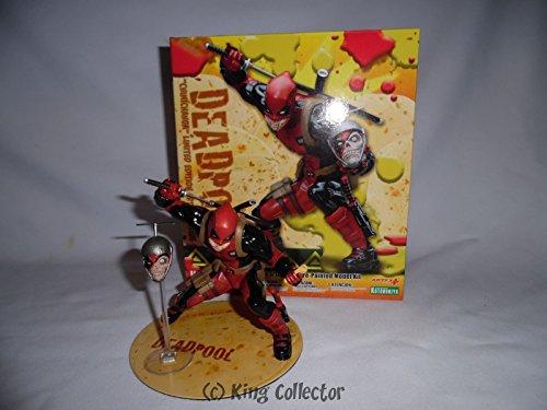 Deadpool Statue 1/10 Action Figure Marvel Kotobukiya