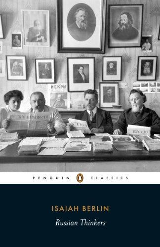 Russian Thinkers (Penguin Classics) (English Edition)