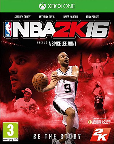 NBA 2K16 - Xbox One - [Edizione: Francia]