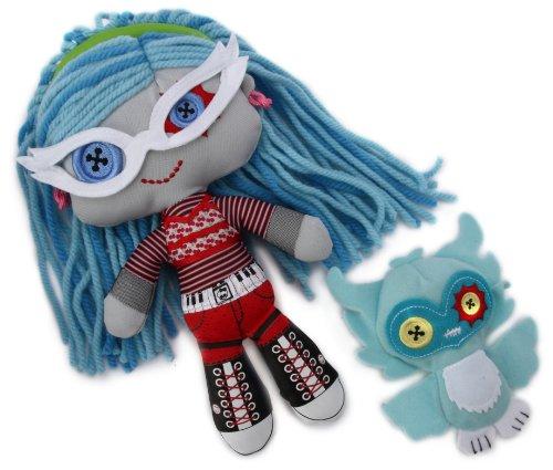 Monster High W2571 - Peluche Ghoulia (Mattel)