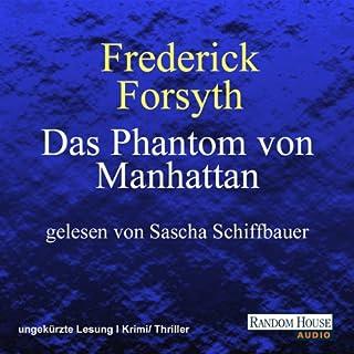 Das Phantom von Manhattan Titelbild
