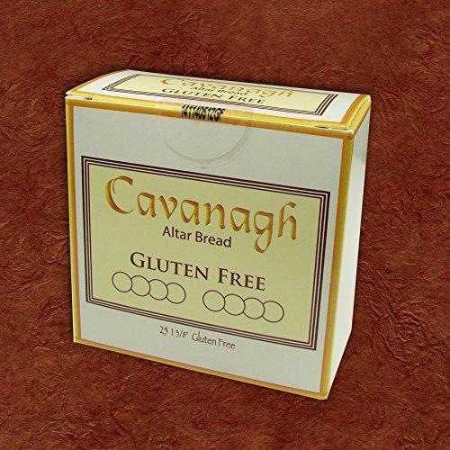 Gluten Free Communion Wafer (Box of 25)