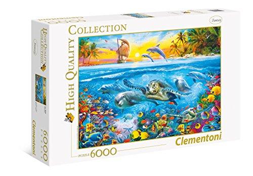 Clementoni 36523.4 - Puzzle