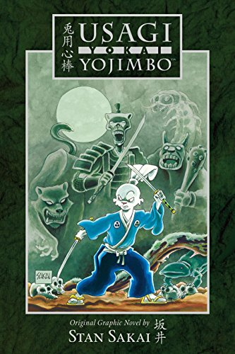 Usagi Yojimbo: Yokai (English Edition)