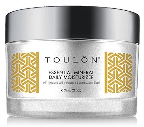 Hyaluron Creme Gesicht - Hyaluronsäure Feuchtigkeitscreme - Tagescreme mit Natürlichen Hyaluron u. Antioxidantien. Reduziert Falten u. Altersflecken u. schützt vor freien Radikalen und Umwelt Schaden