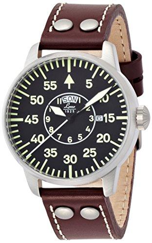 [ラコ] 腕時計 861806 チューリッヒ 正規輸入品 ブラウン