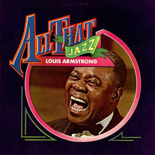 Louis Armstrong - All That Jazz - DJM Records - DJLMD 8001