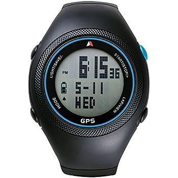 ショットナビ(Shot Navi) ランニング GPS ウォッチ Actino (アクティノ) WT300 ブルー