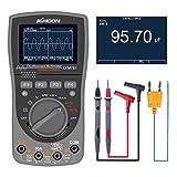 KKmoon Multimètre Oscilloscope, 40MHz 200Msps / S, Scopemeter à Stockage Numérique Intelligent Numérique 40MHz 200Msps / S Oscilloscope Automatique à Une clé OSC 6000 True RMS