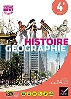 Histoire-Geographie 4e Ed. 2016 - Manuel de L'Eleve 2401020128 Book Cover