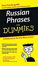 Best russian phrases for dummies Reviews