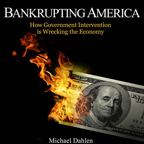 Bankrupting America audiobook cover art