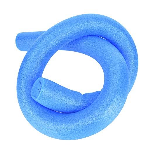 Qqmora Tallarines de la Piscina del palillo de la Espuma del niño Inodoro Conveniente para los Deportes acuáticos(Blue)