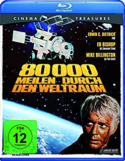 80.000 Meilen durch den Weltraum (Cinema Treasures) [Blu-ray]