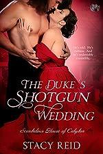 The Duke's Shotgun Wedding (Scandalous House of Calydon Series Book 1)