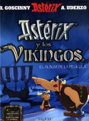 Astérix y los vikingos (álbum de la película) (Castellano - Salvat - Comic - Astérix)