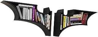 Bibliothèques Serre-Livres Étagère Murale Batman Style étagère Salon Tenture Murale étagère créative décoration Treillis T...