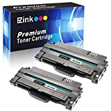E-Z Ink (TM) Compatible Toner Cartridge Replacement for Samsung 105L MLT-D105L to Use with SCX-4623F SCX-4623FW ML-2525 ML-2525W ML-2545 SCX-4623 ML-2540 SCX-4600 SF-650 Printer (Black, 2 Pack)
