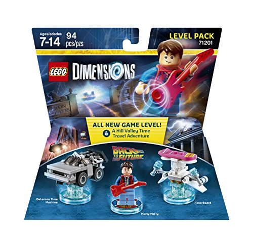 Back to the Future Level Pack - LEGO Dimensions by...