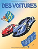 Des voitures Super livre de coloriage pour les enfants. Plus de 200 modèles de voitures: Chevrolet, KIA, Citroen, Nissan et d'autres. Dessins dessinés ... Livres de coloriage amusants pour les enfants