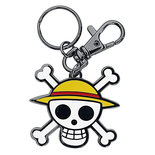 ABYstyle - ONE PIECE - Porte-clés 'Skull - Luffy'