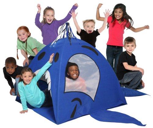 Bazoongi Wiki Whale Play Tent