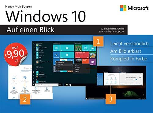 Windows 10 – Auf einen Blick (Microsoft Press)